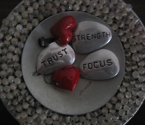 The Importance of Trust, Strength and Focus