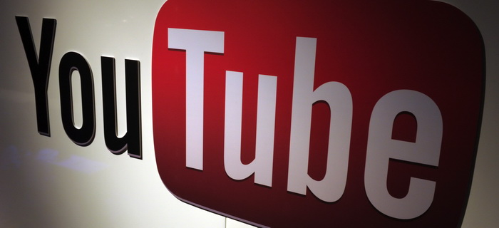 YouTube Logo Screen