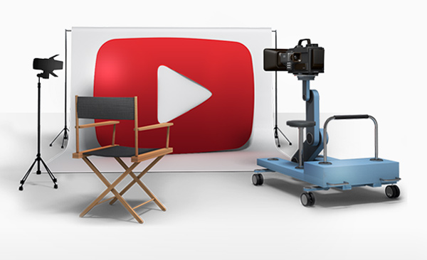 YouTube Shoot Set