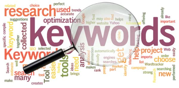 Researching for Keywords