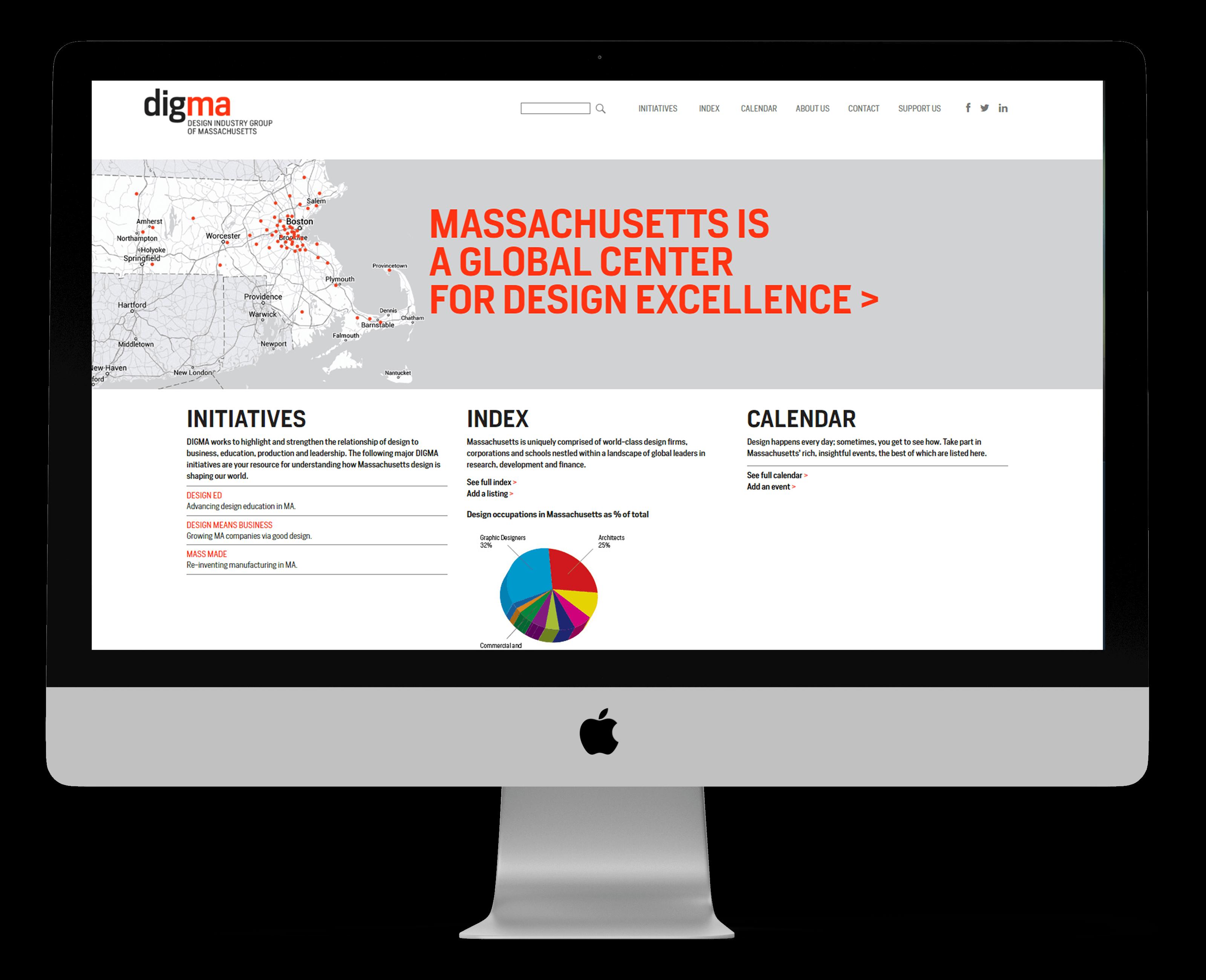 Digma Website