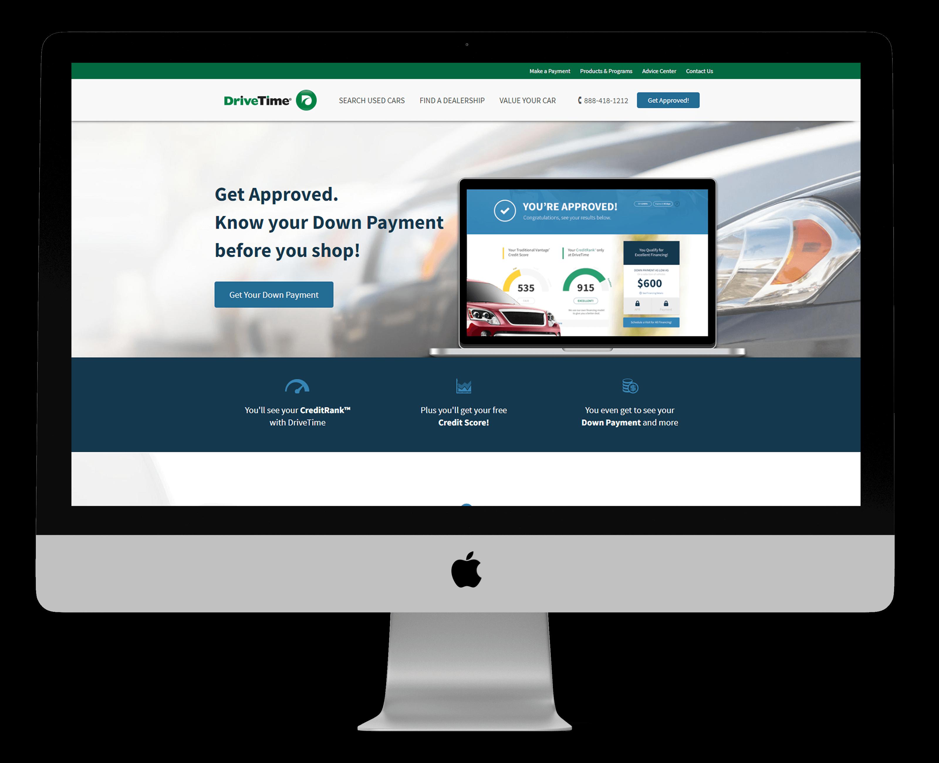 DriveTime Website