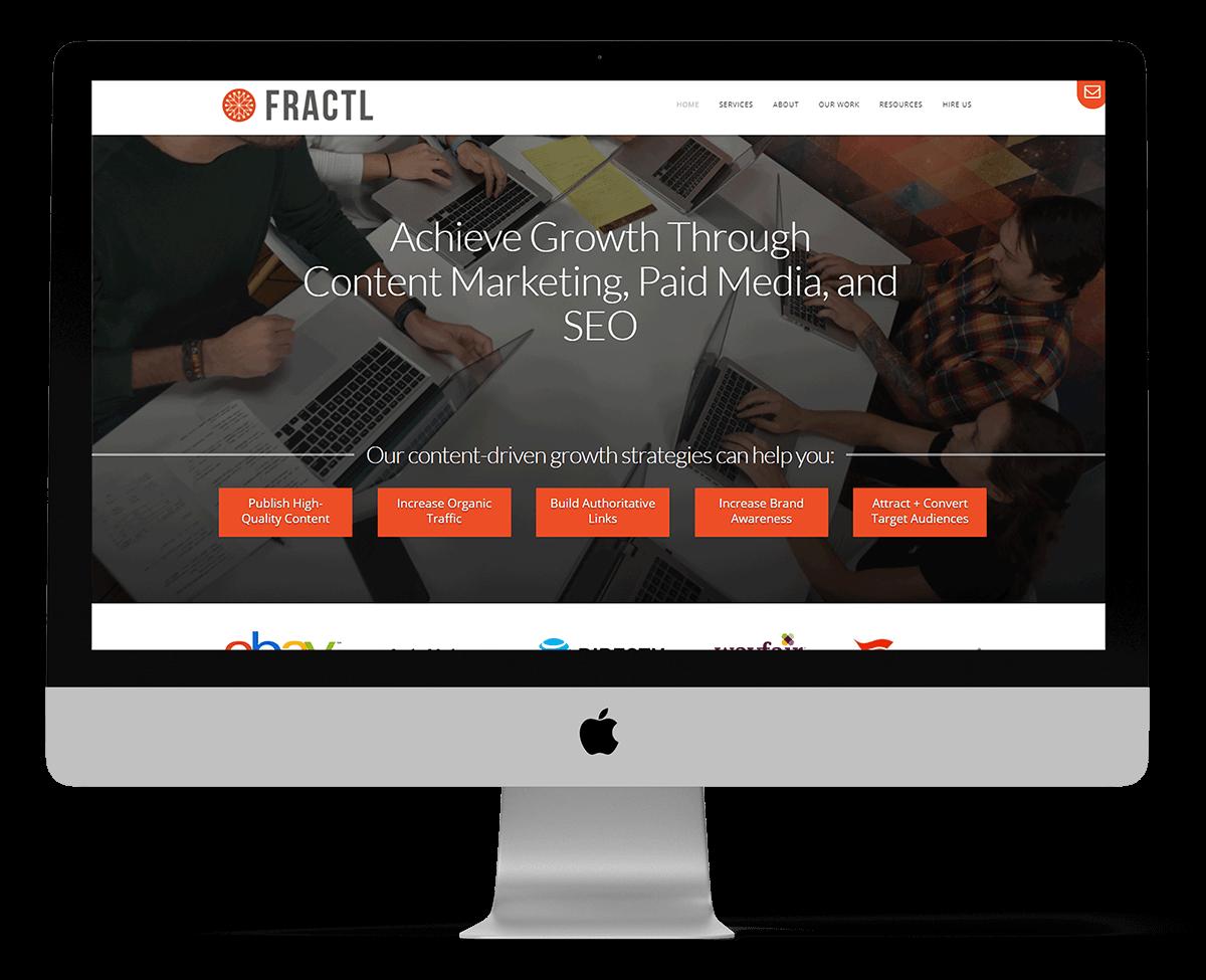 fractl website