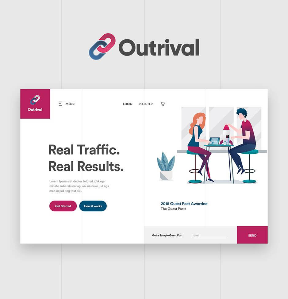 Outrival Website