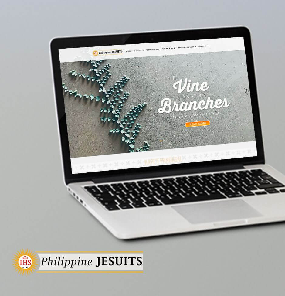 PH Jesuits Website